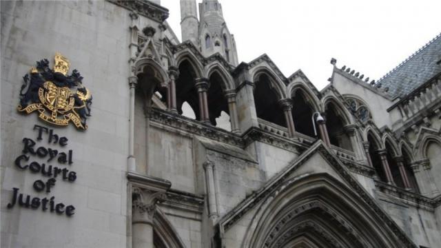 Суд Лондона в январе