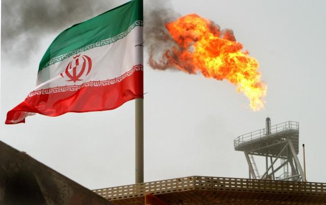 Добыча нефти в Иране