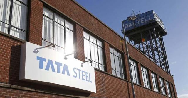 Чистый убыток Tata Steel