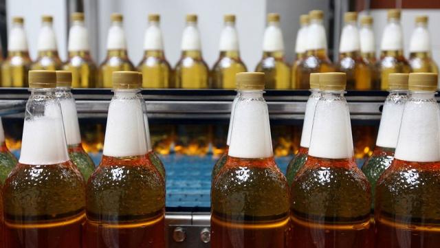 Экспорт пива из России