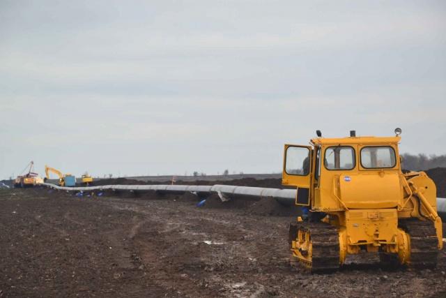 Газопровод Кубань - Крым