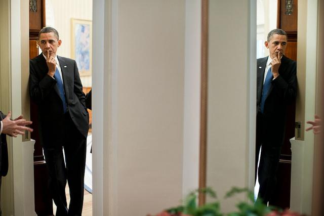 Президент США Барак