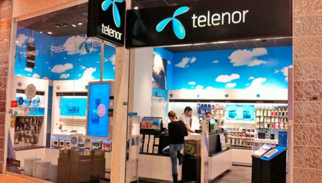 Telenor объявила цену