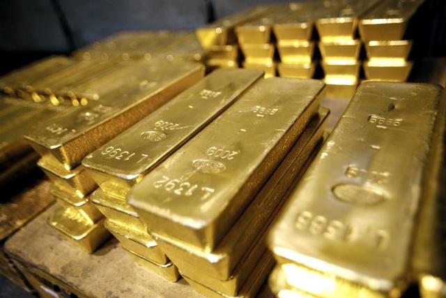 Цены на золото не