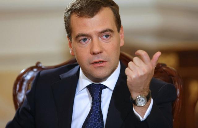 Медведев назвал цели