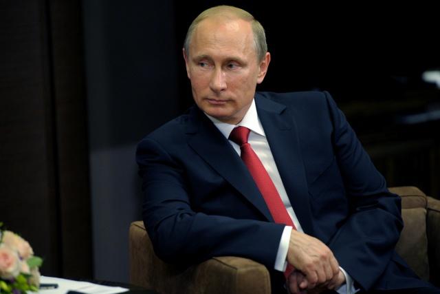 Bloomberg: Путин в