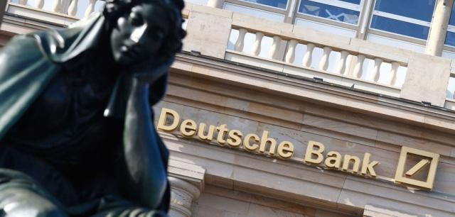 Deutsche Bank все больше
