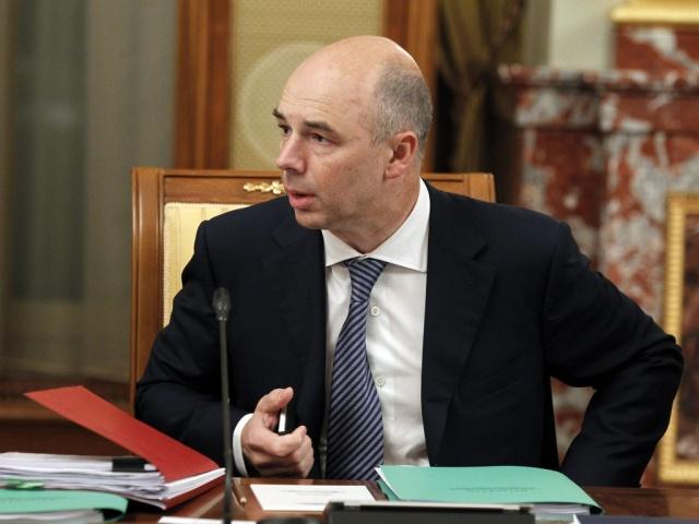 Силуанов: дефицит