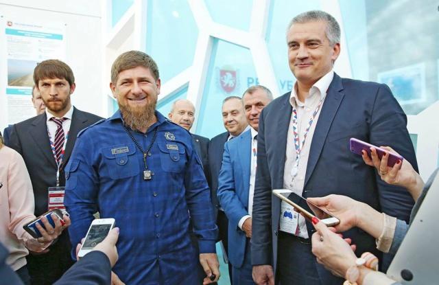 Аксенов: Крым укрепит