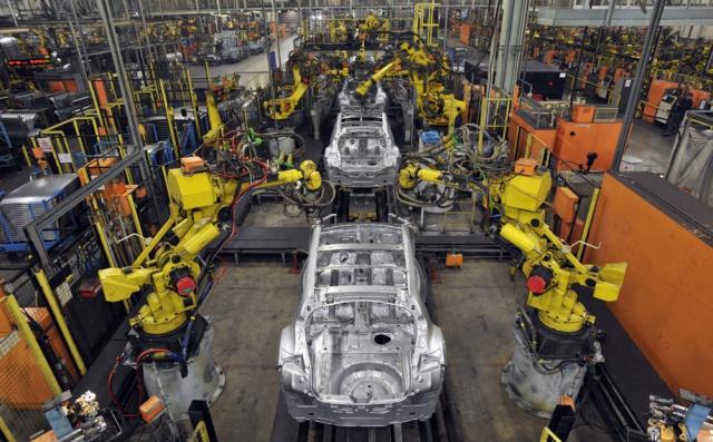 Производственный PMI