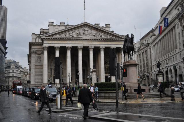 Банк Англии в 2017 г.