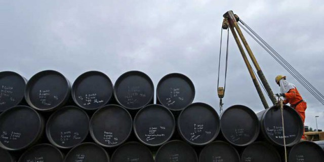Фокус на резервы: нефть
