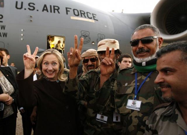 Обама спас Клинтон от