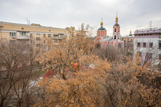 Москва - лидер по