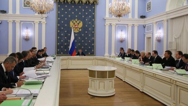 Медведев: бюджет до 2019