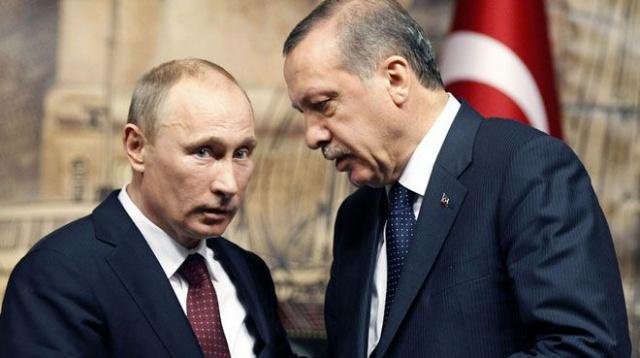 Путин и Эрдоган дадут
