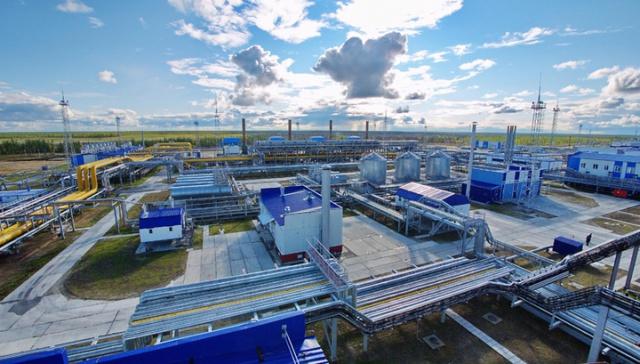 Путин: эра углеводородов