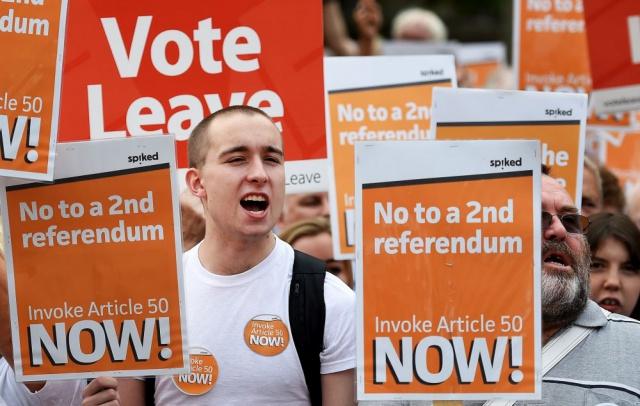Жесткий Brexit обойдется