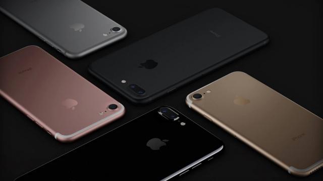 iPhone 7 взорвался в