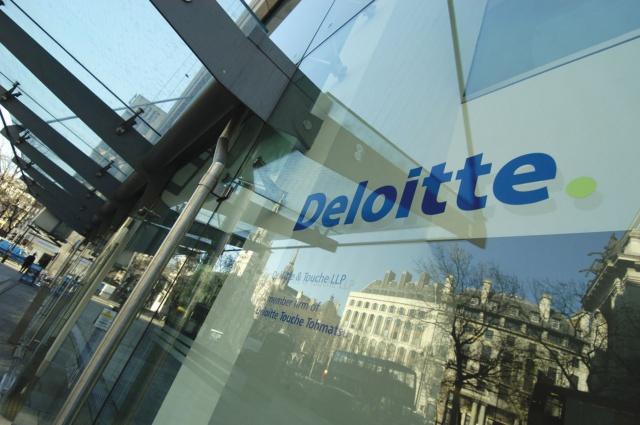 Deloitte на месяц