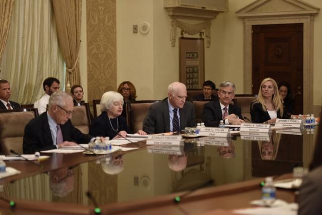 Протокол ФРС: споры о