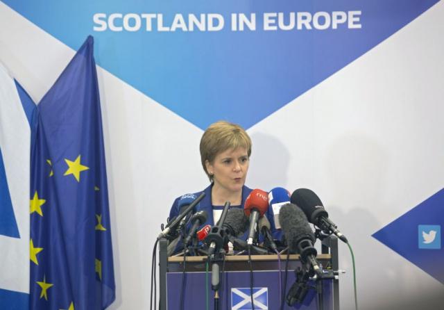 Шотландия представит