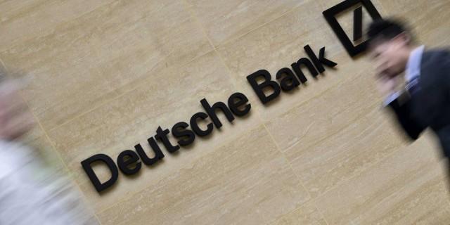 Кризис Deutsche Bank: