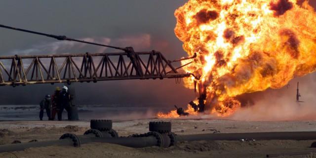 Уничтожение рынка нефти