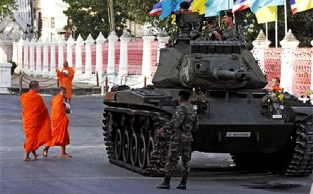 why was the 2006 thai coup The 19 september 2006 military coup in thailand led by general sonthi boonyaratglin 2006 on september 21 the royal thai consulate general in hong kong wrote to.