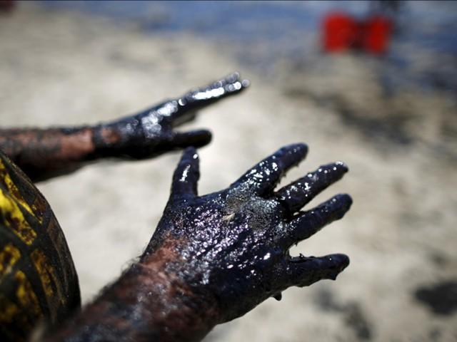 Нефть: рекордная добыча