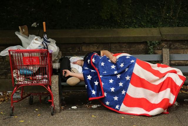 Неравенство в США
