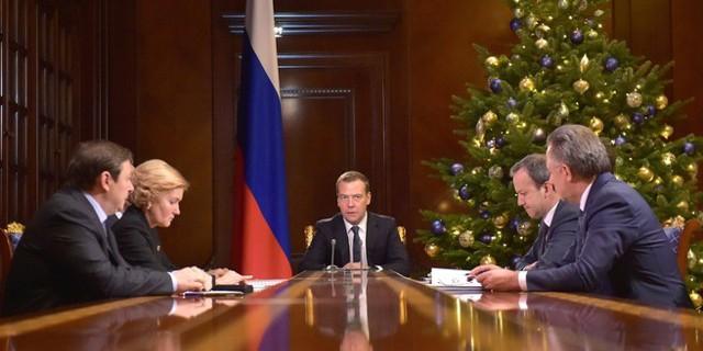 Медведев расширил СПИК