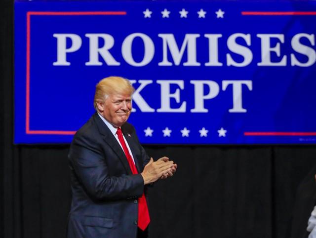 Трамп: отказ от НАФТА -