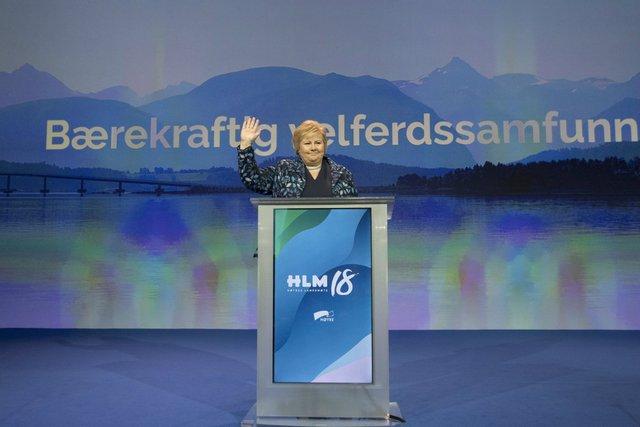 Норвегия: США – главная