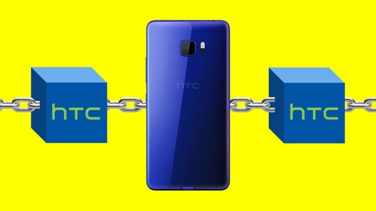 Криптосмартфон от HTC