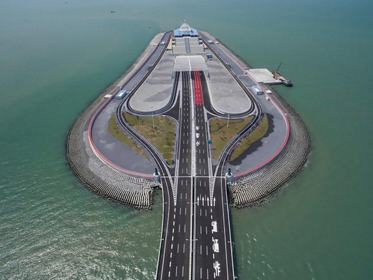 мост изображенный на фотографии соединяет остров с материком вкусные домашние рецепты