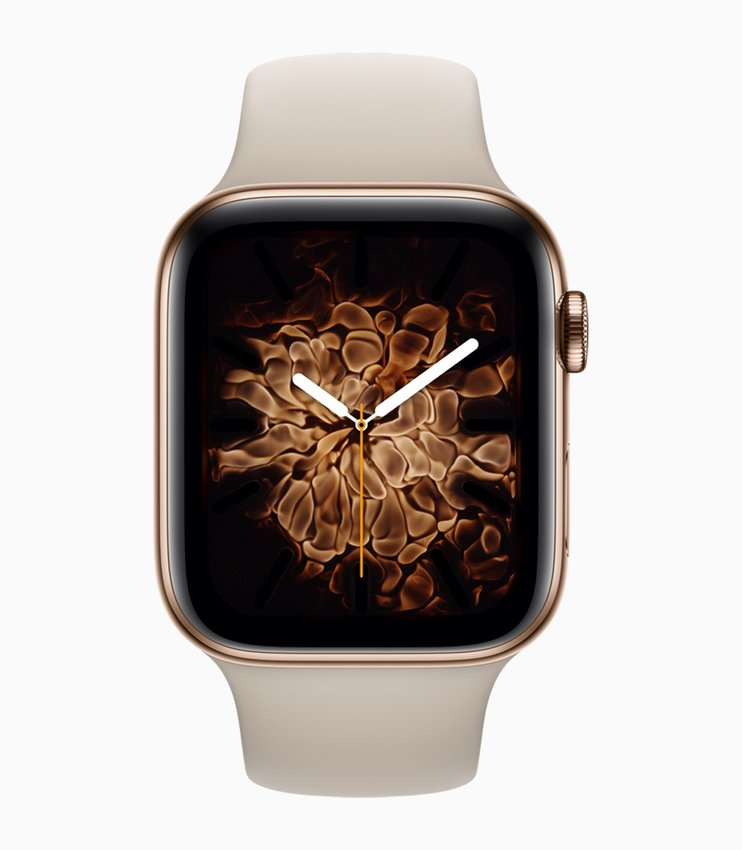 Apple представила новое