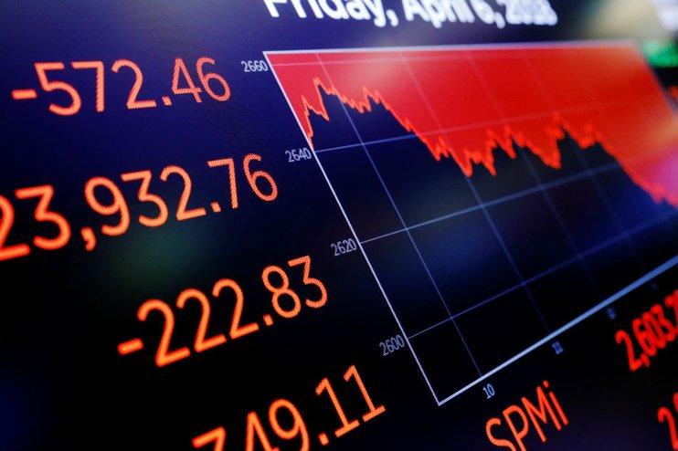 Почему этот обвал рынков