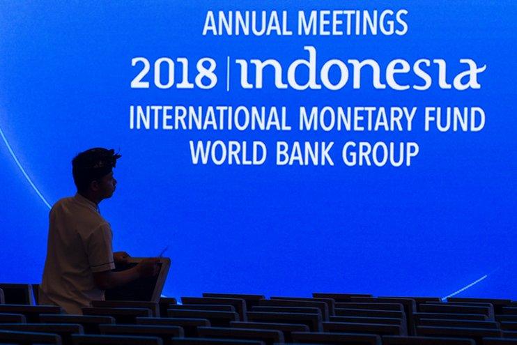 МВФ: торговая