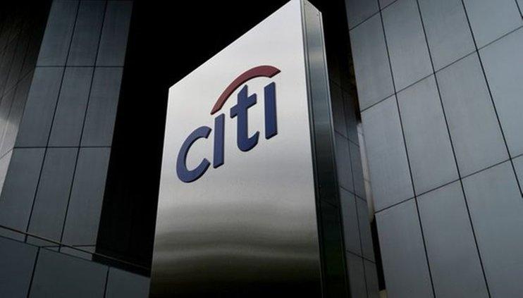 Чистая прибыль Citigroup