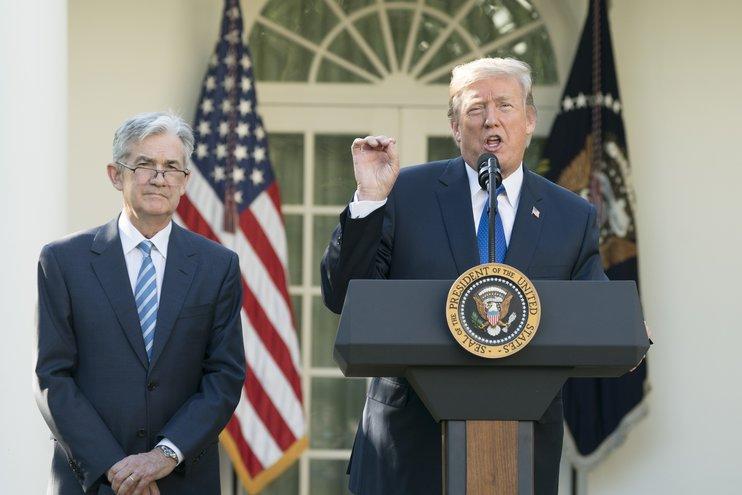 Morgan Stanley: Трамп не может уволить председателя ФРС Пауэлла