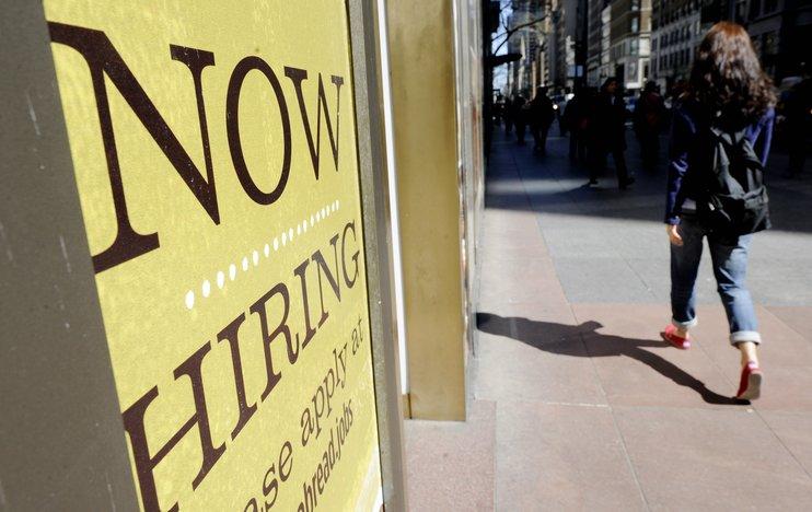Рост занятости в частном