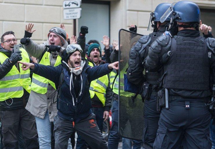 СМИ: власти Франции