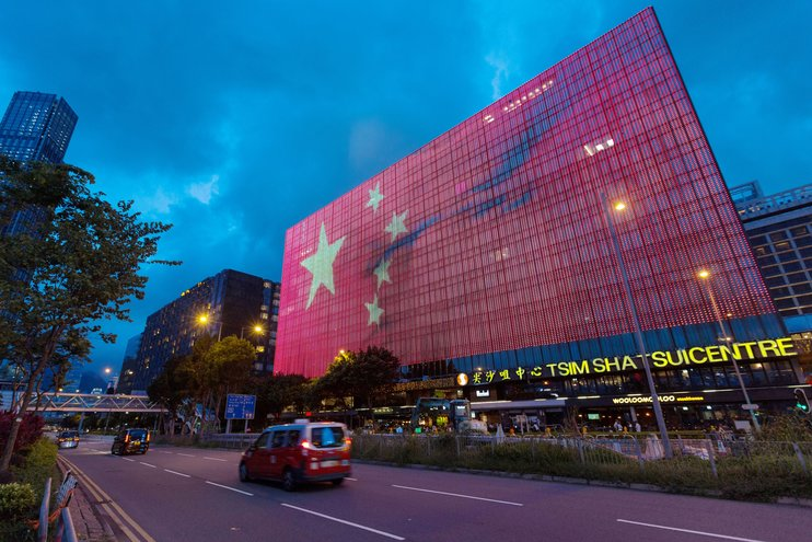 Китай установит более