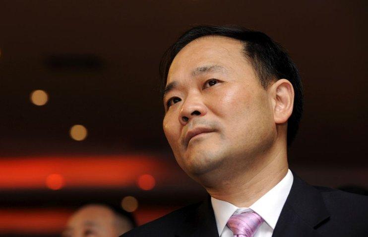 Глава китайской Geely
