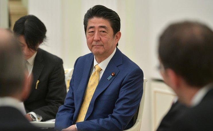 Абэ: Япония подпишет