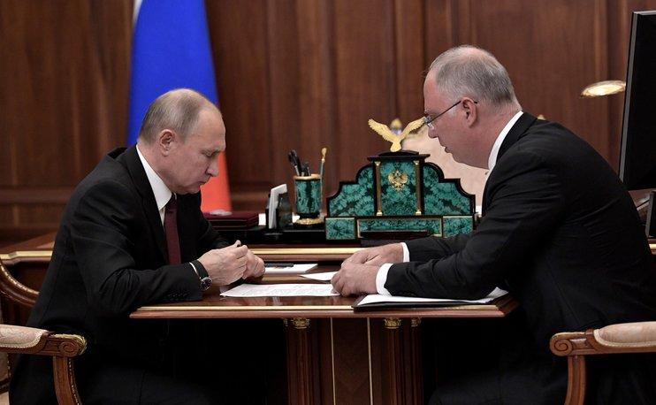 Глава РФПИ вошел в