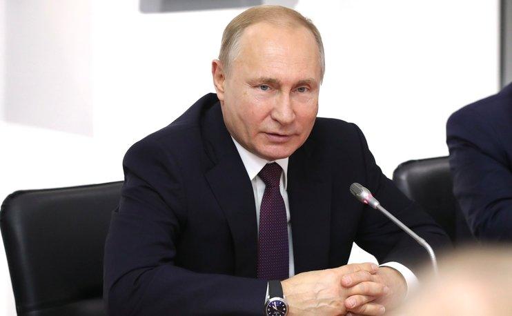 Путин: Россия снимет