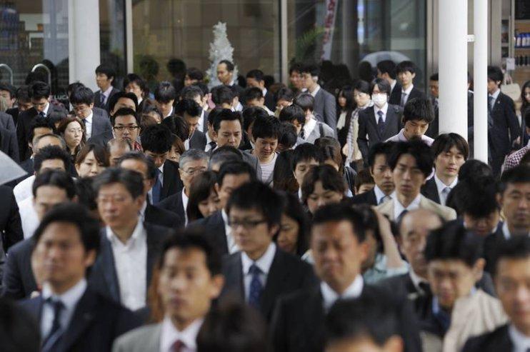 Япония наращивает