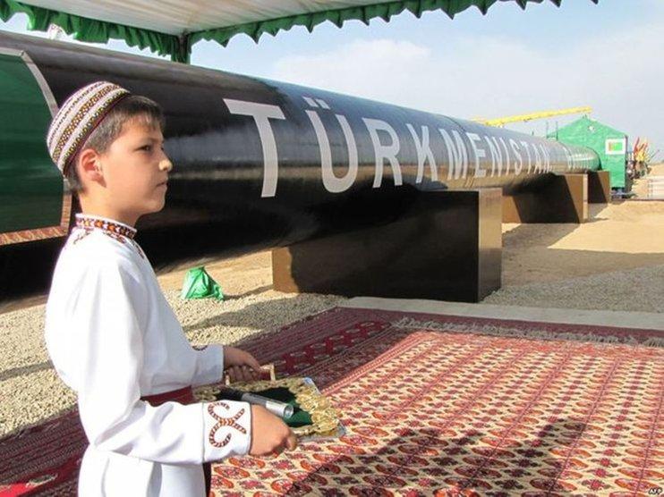 Туркмения восстановила